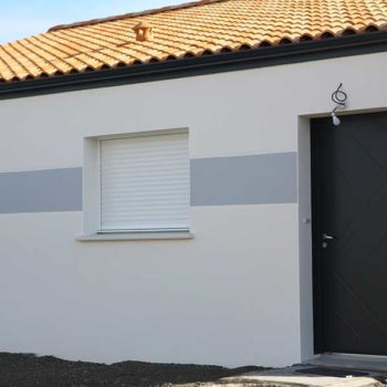 enduit de façade en Vendée 85
